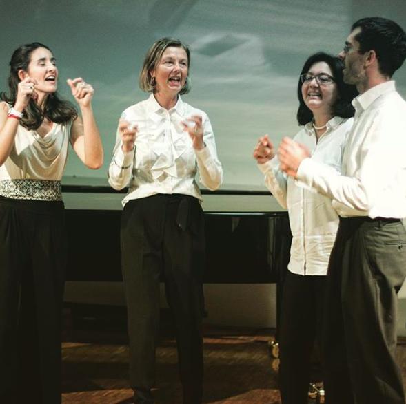 Chorale : le bonheur de partager la musique