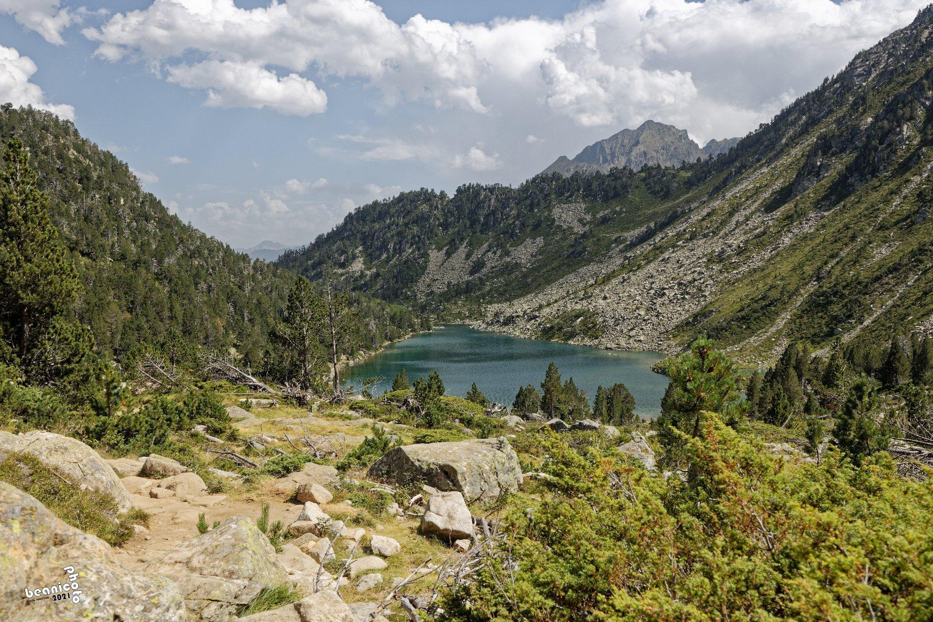 Hautes Pyrénées - Topo Rando 3 - Néouvielle - Lacs d'Orédon et d'Aumar