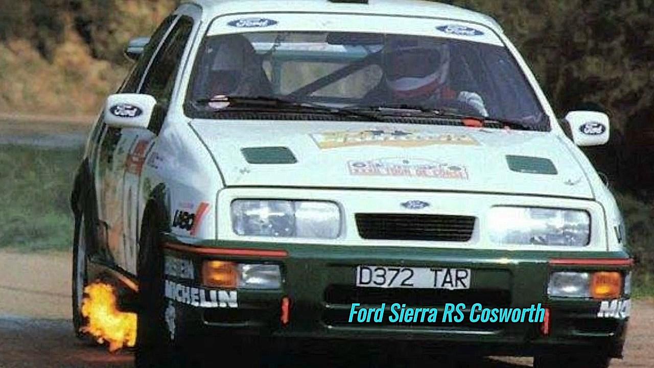 Retrospective Slot Didier Auriol : 1988 Tour de Corse