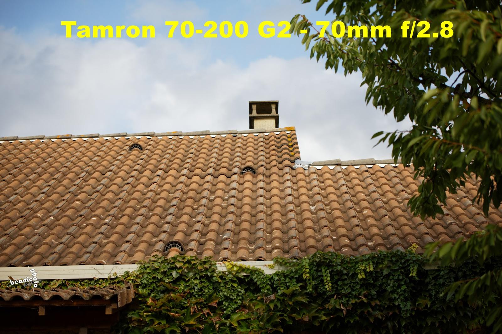 www.beanico-photo.fr - Tamron 70-200mm f/2.8 VC USD G2