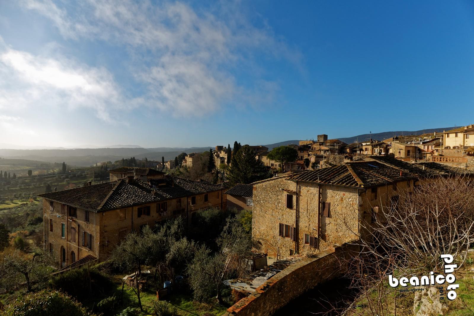 www.beanico-photo.fr - Canon 5DIII - Sigma Ex 20mm - f/4.0 1/1000 ISO100 - San Gemignano - Toscane