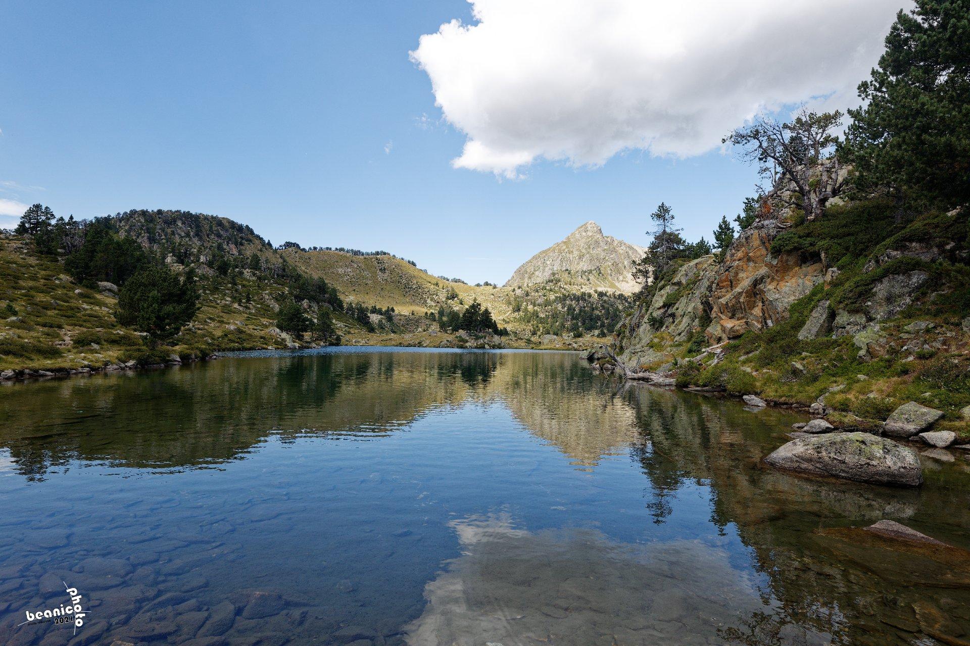 Hautes Pyrénées - Topo Rando 4 - Saint-Lary - Col de Portet - Lacs de Bastan (Bastanet)