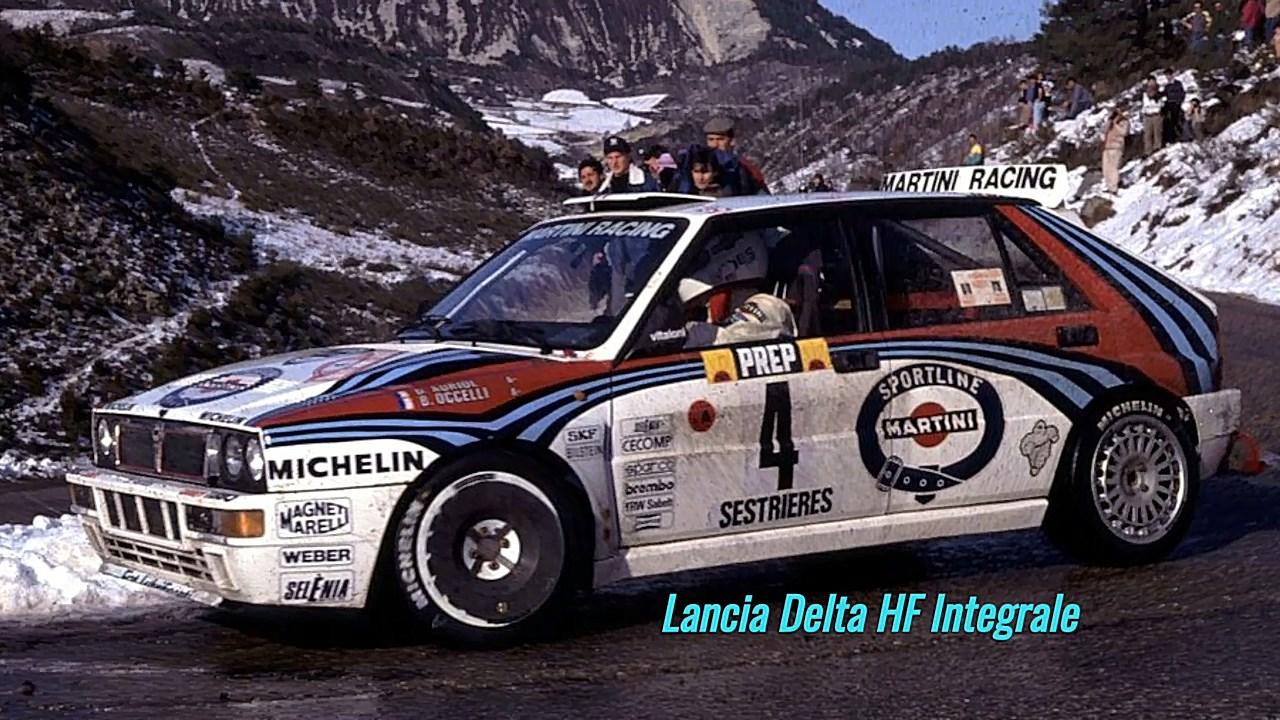 Retrospective Slot Didier Auriol : 1992 Rallye Monte-Carlo