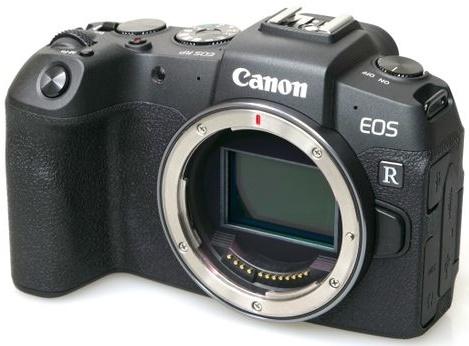 Test du Canon Eos RP