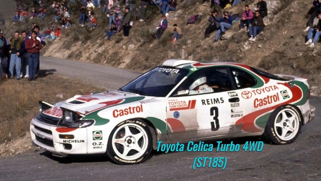 Retrospective Slot Didier Auriol : 1993 Rallye Monte-Carlo