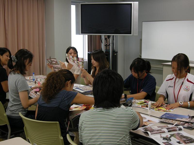 日本女子体育大学(2010年9月)
