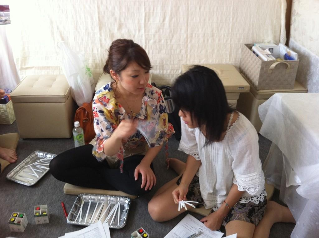 東京・外苑前Love&Ligthラボラトリィ(2011年7月31日)