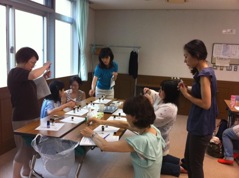調合 (2011年7月5日パルシステム東京主催)