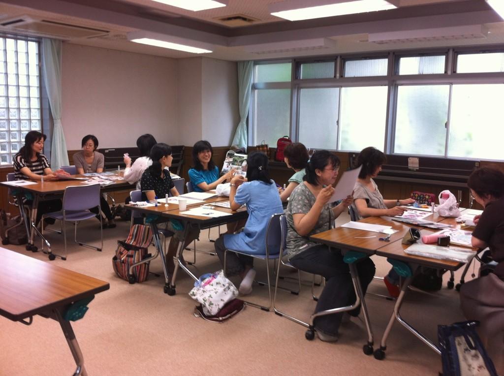 シェアリング (2011年7月5日パルシステム東京主催)