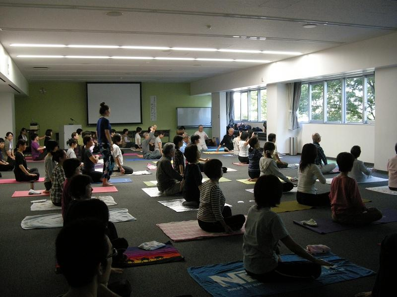 作新学院大学公開講座(2010年10月11日)
