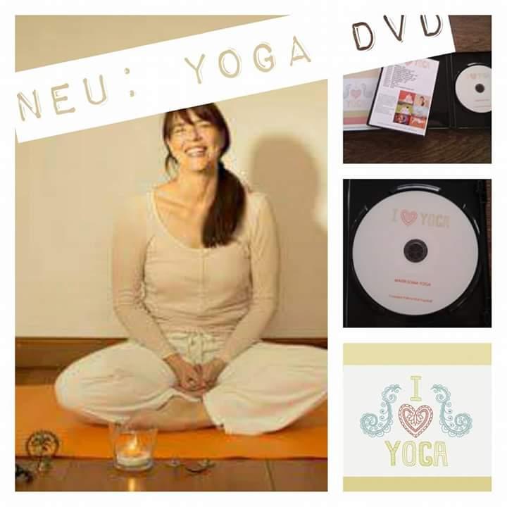 Shop für Yogis: Online Yoga und DVDs  ♡