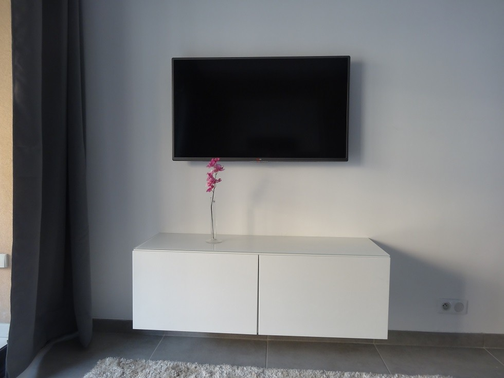 TV 107 cm