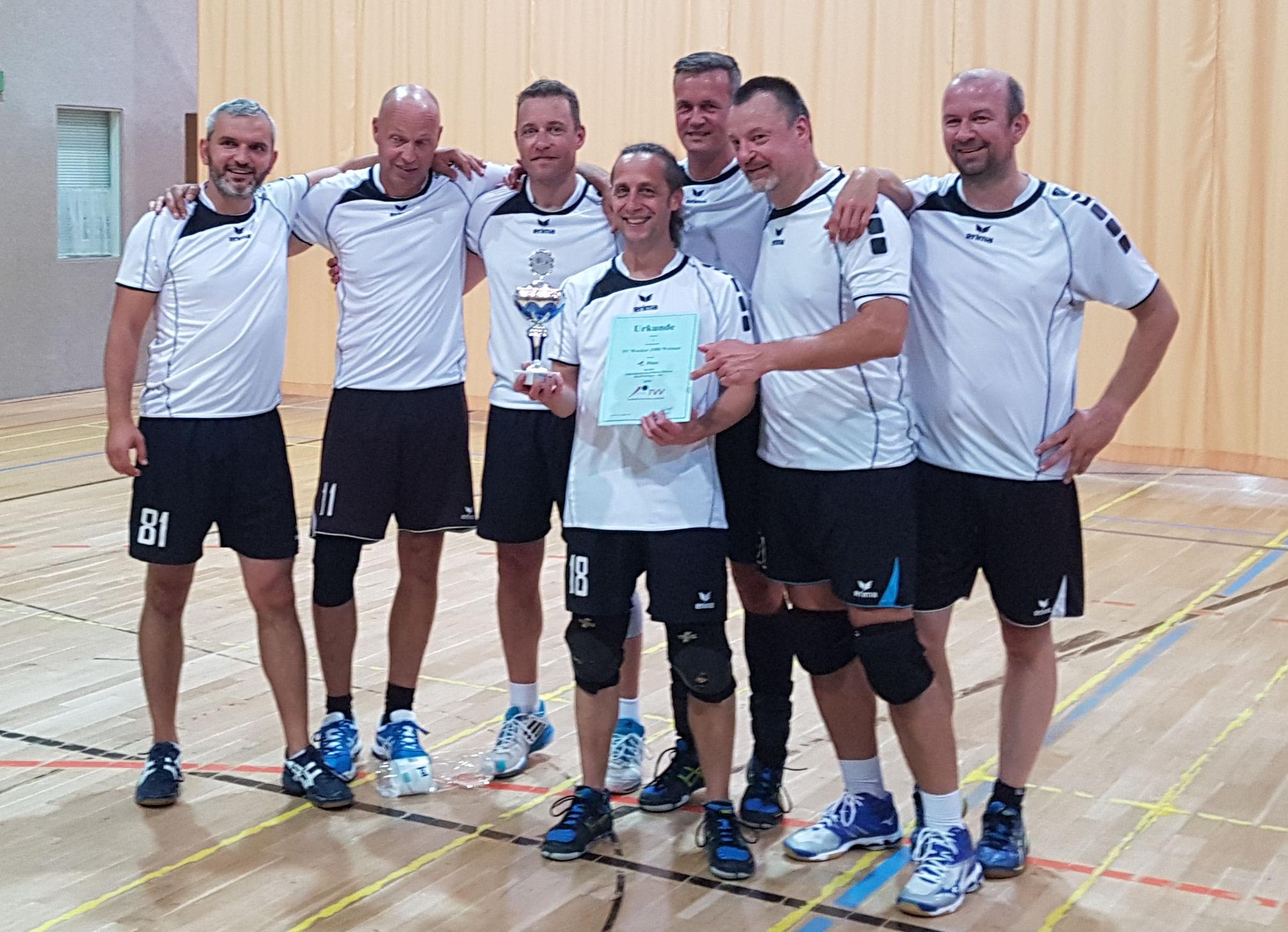 Gewinner des Supercups 2018/2019   SV Wacker 1980 Weimar