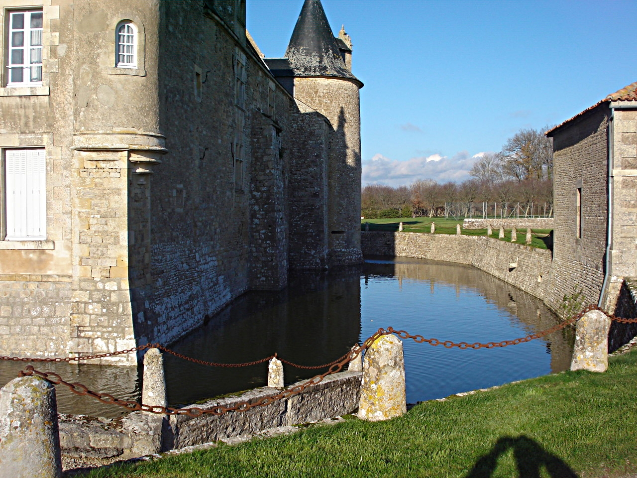 32/39 - Château de Saveilles © photo - propriétaire
