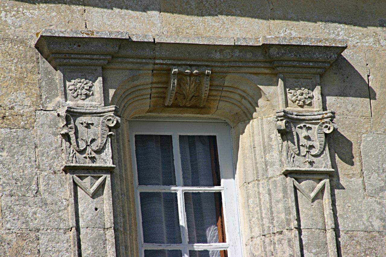 9/39 - Château de Saveilles © photo - propriétaire