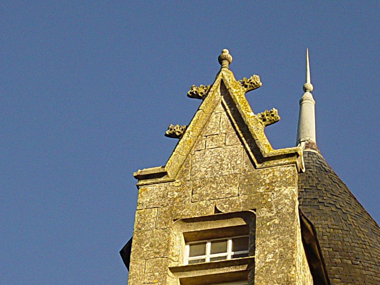 12/39 - Château de Saveilles © photo - propriétaire