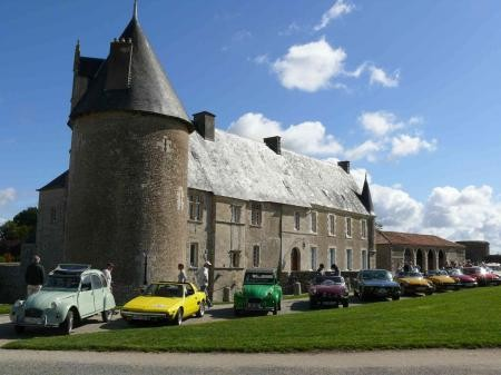 4/8 - Randonnée Automobile - Château de Saveilles ©photo-propriétaire