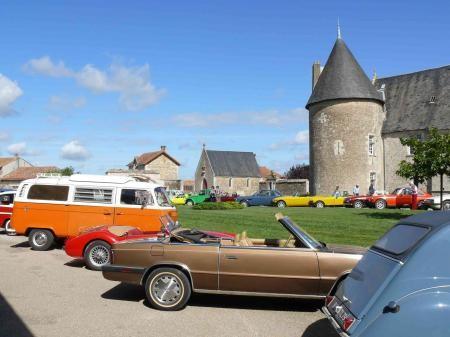 5/8 - Randonnée Automobile - Château de Saveilles ©photo-propriétaire
