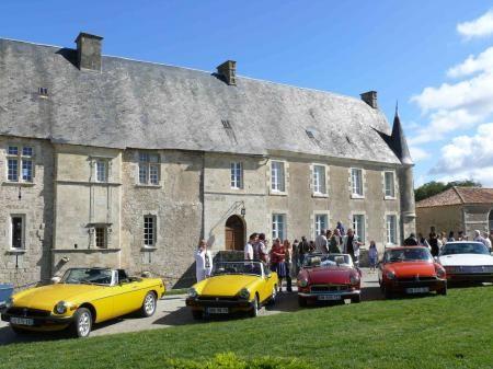 6/8 - Randonnée Automobile - Château de Saveilles ©photo-propriétaire