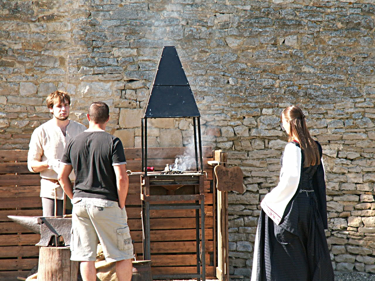 11/10 - Fête médiévale - Château de Saveilles ©photo-propriétaire