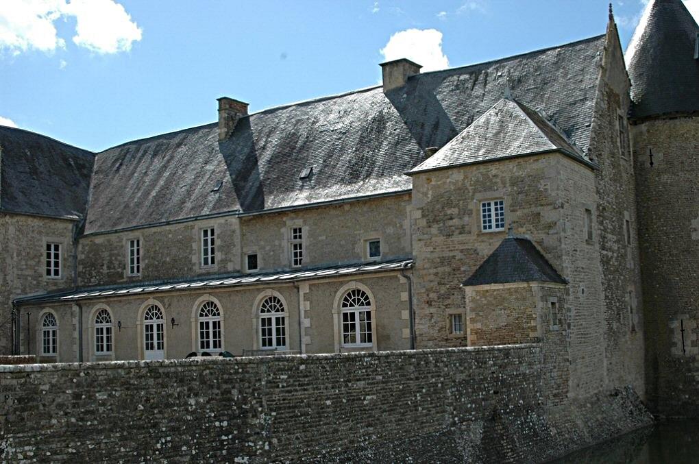 14/39 - Château de Saveilles © photo - propriétaire