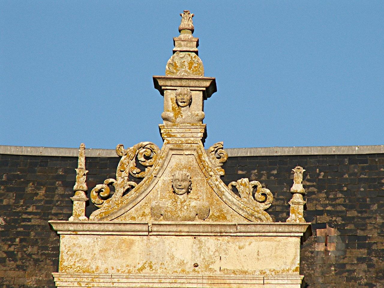 30/39 - Château de Saveilles © photo - propriétaire