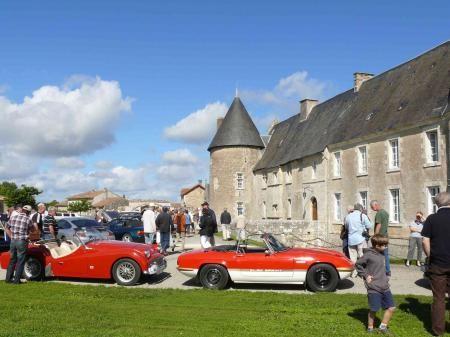 7/8 - Randonnée Automobile - Château de Saveilles ©photo-propriétaire