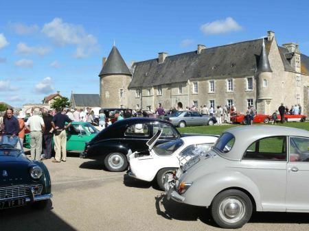 8/8 - Randonnée Automobile - Château de Saveilles ©photo-propriétaire