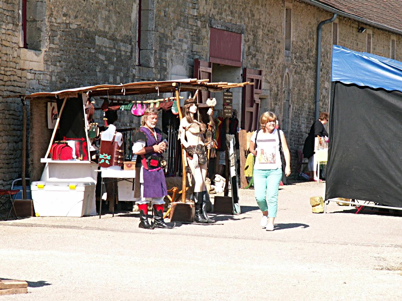 5/10 - Fête médiévale - Château de Saveilles ©photo-propriétaire