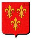 Blason La Rochefaton - Château de Saveilles - Château fort Charente - Château en Charente - Saveille - Visite de château groupe - Visite château en famille - Château de la Renaissance