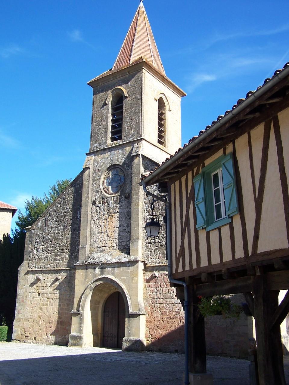 Eglise St Jacques le Majeur
