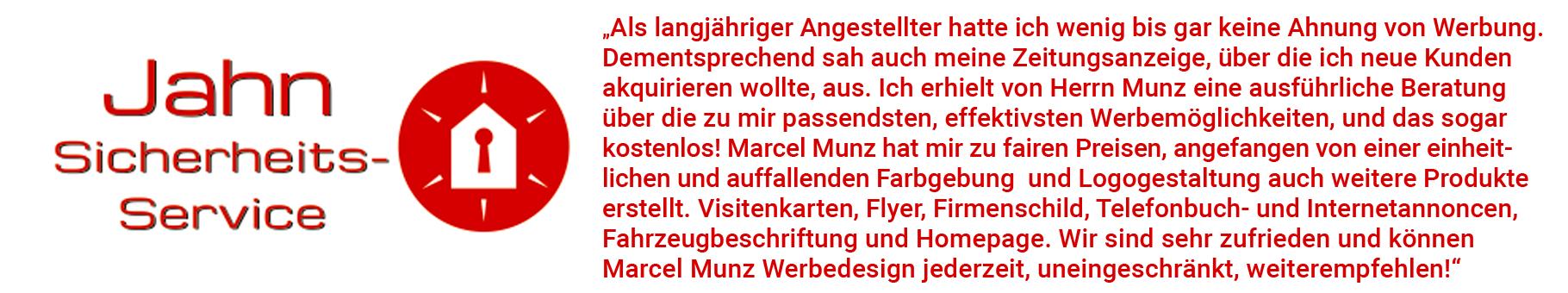 Referenz, Martin Jahn Sicherheits-Systeme, Schorndorf