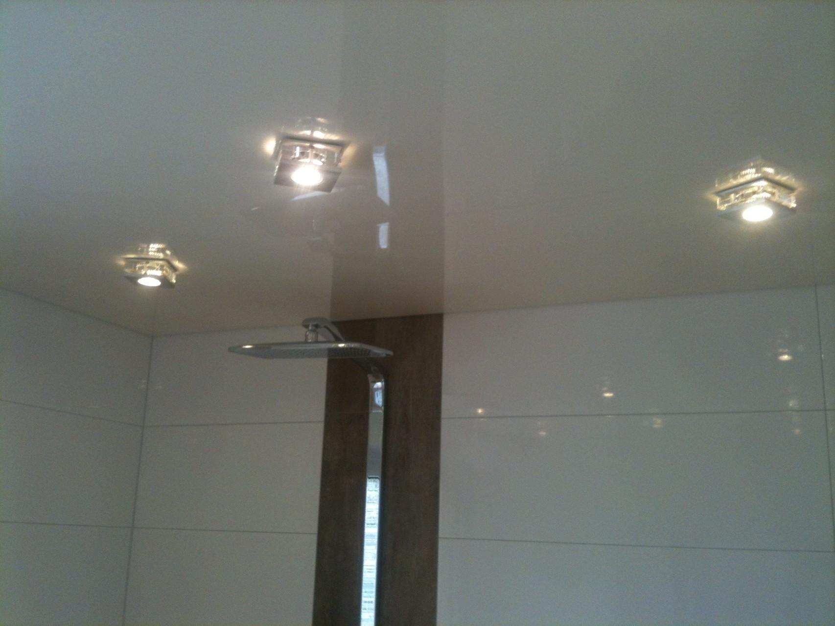 Spanndecke Waltrop Badezimmer