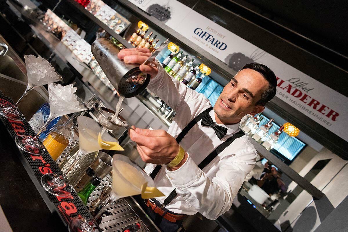 @DRINKS OPEN 2018 (Cocktail-Wettbewerb)