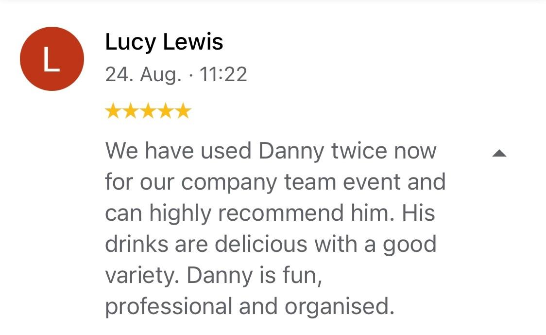 Lucy Lewis, Zurich Versicherung