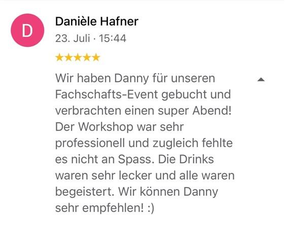 FSWW, Danièle Hafner