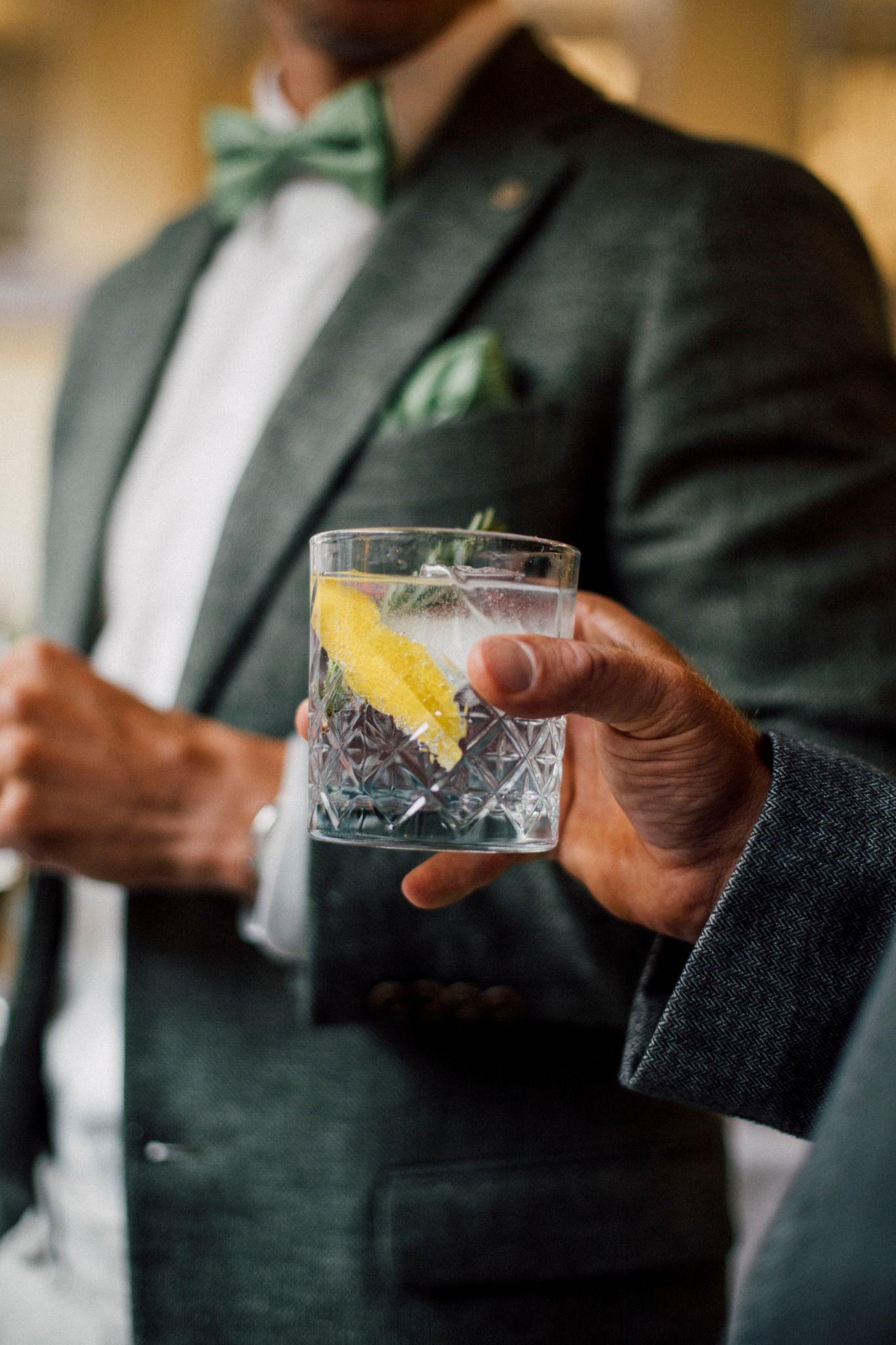 Lecker Gin Tonic