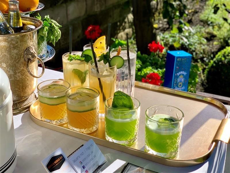 Lecker Cocktails :-)