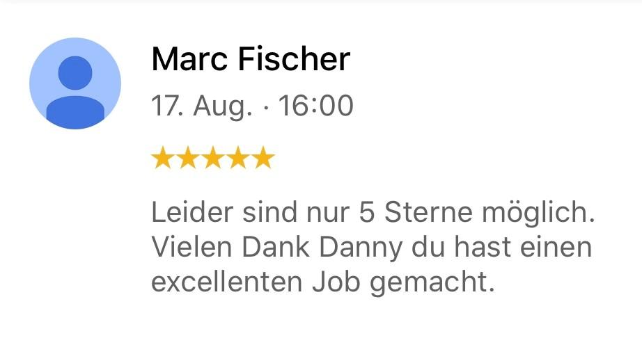 Marc Fischer, Geburtstag