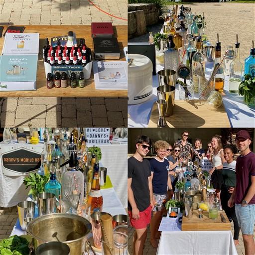 Cocktail Workshop für FSWW