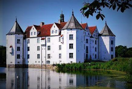 Namensgeber für unser Holzfensterbank - Profil GLÜCKSBURG