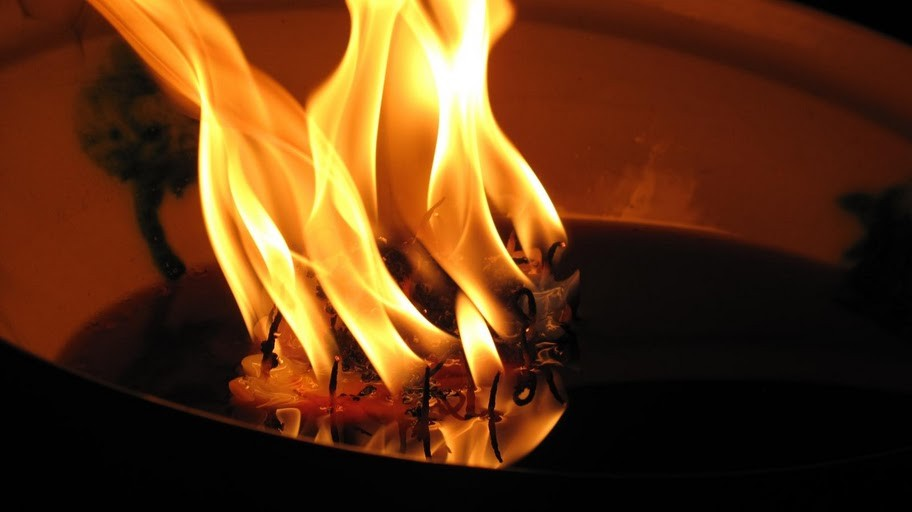 Feuerrituale-