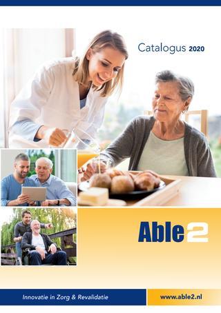 Aides techniques gamme Able2 - lien vers le catalogue