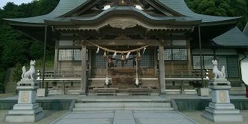 鏡山稲荷神社 境内