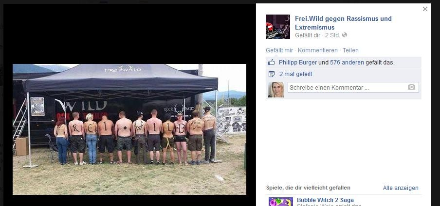 Mittlerweile Stand 01.07.14: 760 likes :D