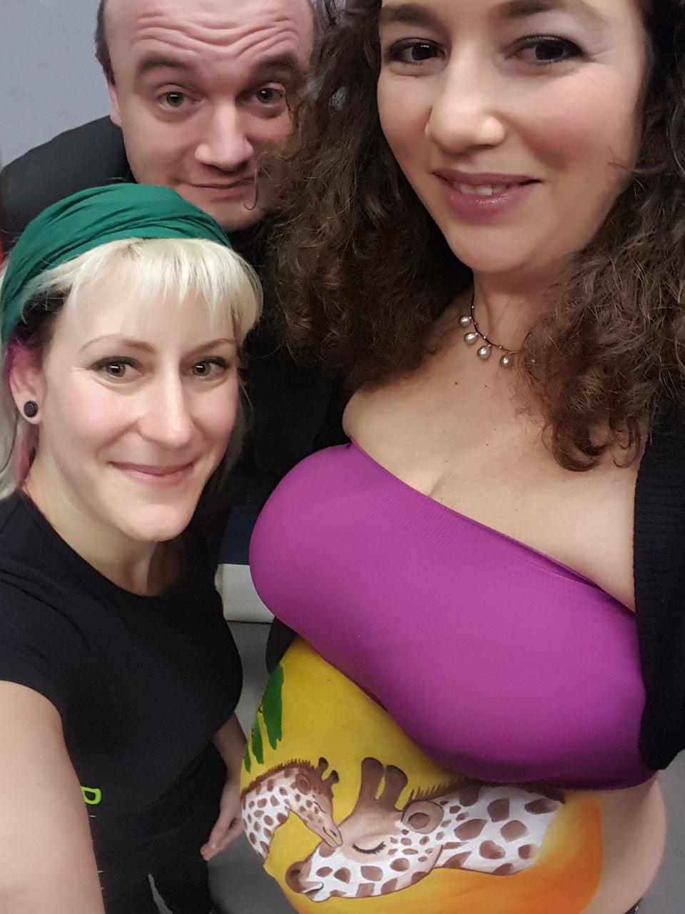 Melli, Heiko & ich ;) Foto von Melli, danke ;)