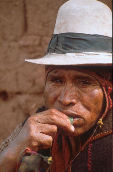 Menschen begegnen in Bolivien mit BOLIVIENline