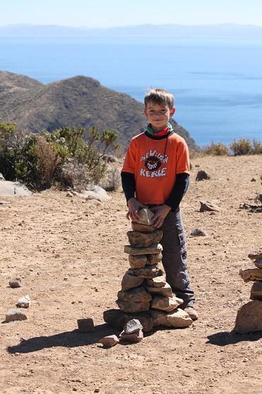 Ausflug mit Kindern zum Titicacasee