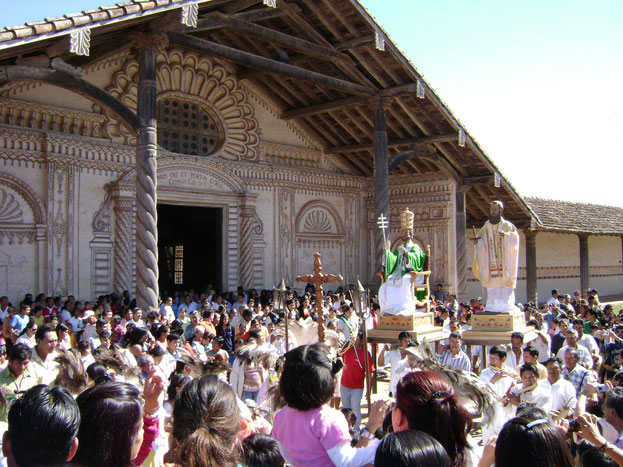Ausflug zu den Jesuitenmissionen in Bolivien mit BOLIVIENline