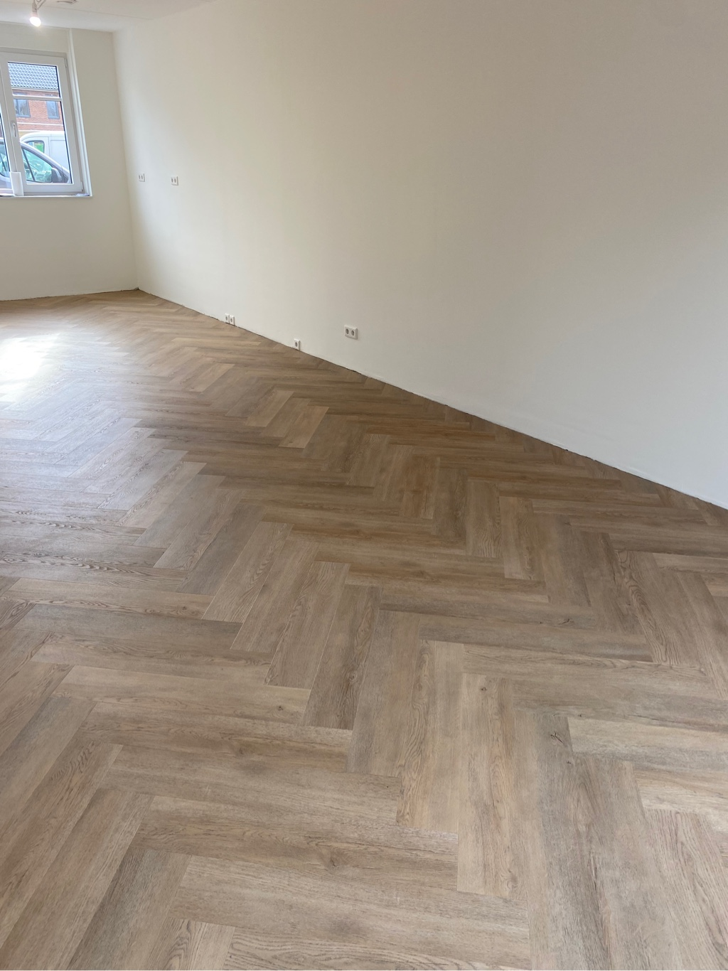 105 m² Belakos Visgraat XL71  Plak-pvc